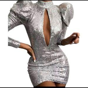 Paris Night Party Dress